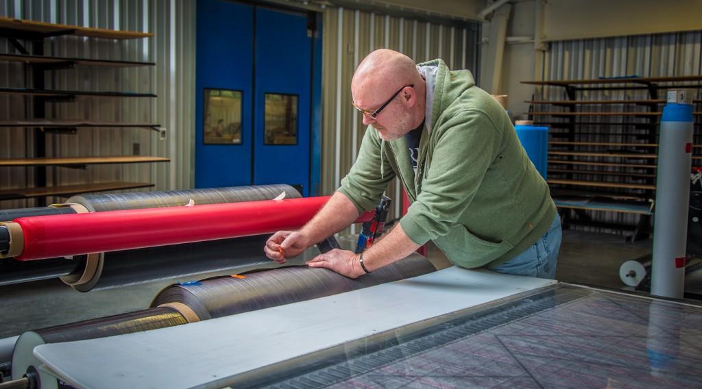 composite material manufacturing