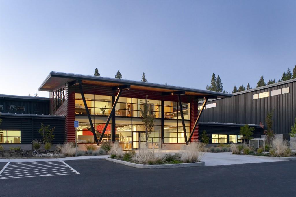 Innovative Composite Engineering's Headquarters